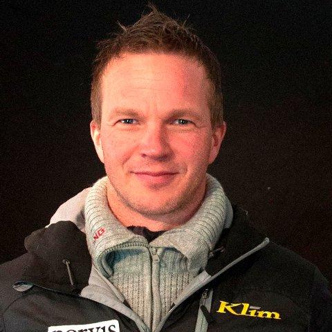IKKE SOM PLANLAGT: Finnmarsløpet ble ikke helt som Terje Erik Loftsgård hadde tenkt seg.