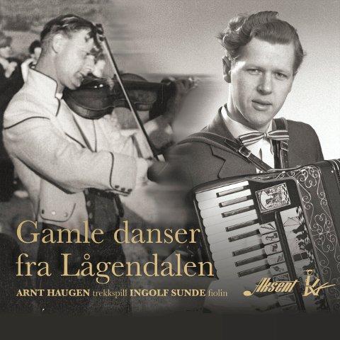 COVERET: Denne platen er nå til salgs. Plateslippet er på Lågdalsmuseet 29. juni.