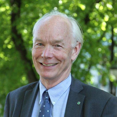 Per Olaf Lundteigen stortingsrepresentant Buskerud (Sp)
