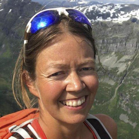 LIKER Å LØPE: Gro Siljan Hjukse