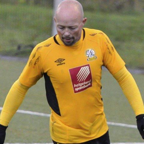 TIL LOFOTEN: Hugo Nilsen har signert for FK Lofoten.