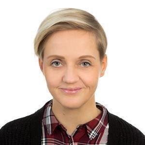Førsteamanuensis Helga Dis Isfold Sigurdardottir