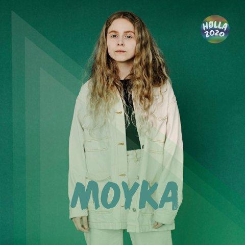 Moyka kommer til Høllafæst.