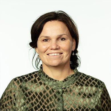 SLUTTER: Hanne Ulrichsen har sagt opp stillingen som daglig leder i Lofotrådet. Hun sier avgangen er helt udramatisk.