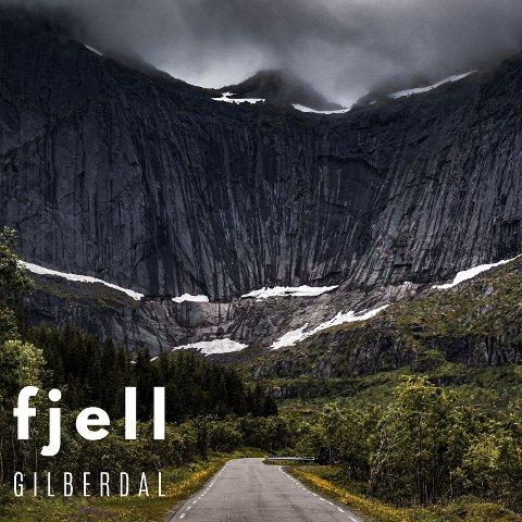 Stjerntinden i Nusfjord er blitt brukt som platecover til bandet Gilberdal.
