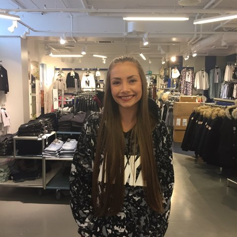 Toppblogger Madeleine Pedersen følte selv et kroppspress da hun var yngre.