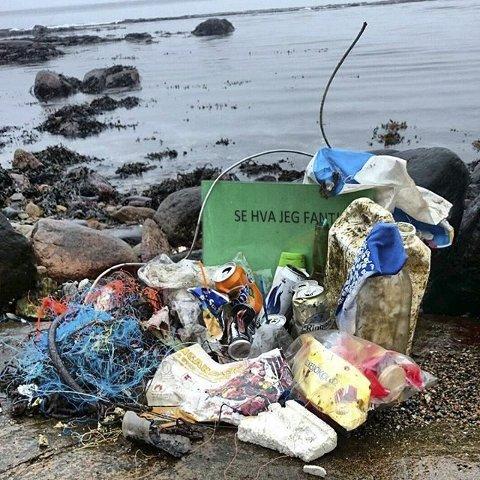 Det er altfor mye søppel i havet. Det kan vi ikke tillate, skriver Jan-Henrik Fredriksen (Frp)