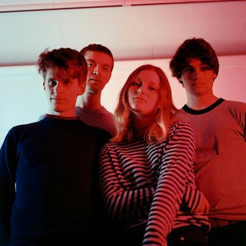 PRISVINNERE: Sløtface fikk Spellemannprisen for albumet «Try Not to Freak Out».