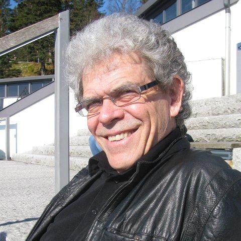 Jonathan Parker, leder i Bedre Byutvikling Moss (BBM)