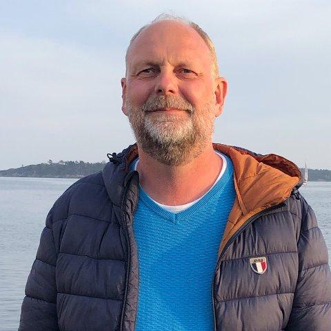 Morten Lunde er ny daglig leder på Evje Golfpark.