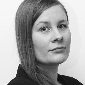 Silje Solstad, journalist og kommentator i Nordlys