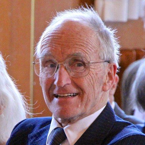 Egil A. Wyller (1925–2021).
