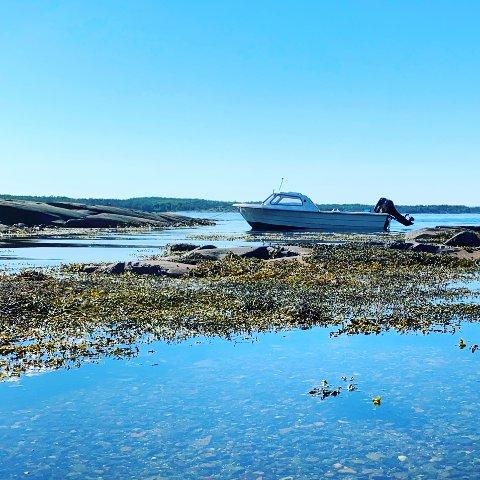 HAR DU LOV?: Skal du ut med båten til en av øyene de neste månedene bør du sjekke om du faktisk kan gå i land.