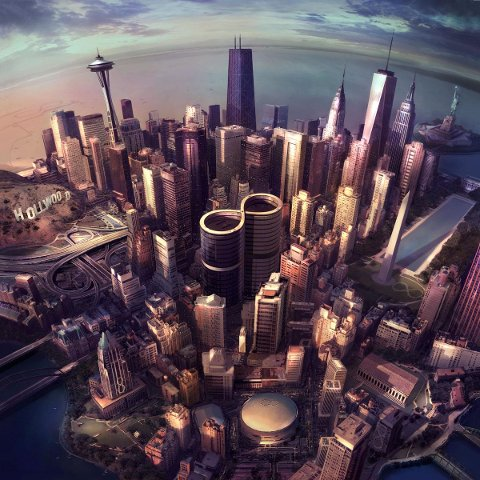FOO FIGHTERS «Sonic Highways» (Roswell Records/RCA/Sony)