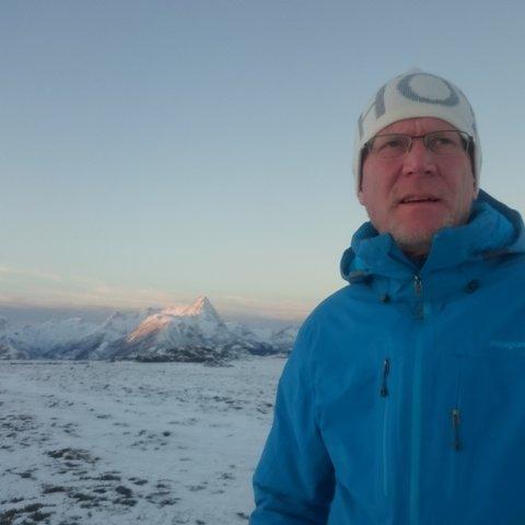 NY SJEF: Dan Björk (58) blir ny leder i Visit Senja region fra 1. mars, ifølge en pressemelding.