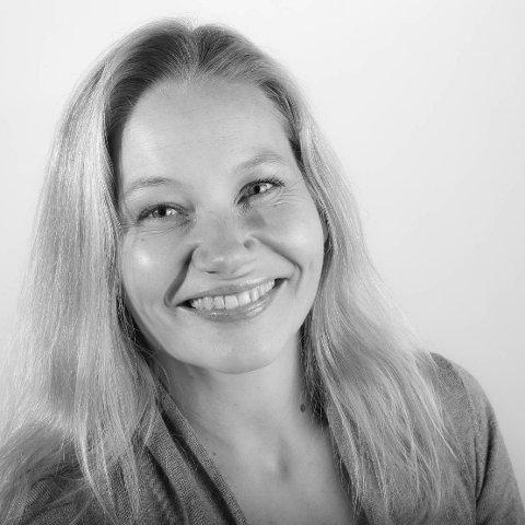 NY JOBB: Liv Brandvoll er ny daglig leder i Ungt Entreprenørskap.