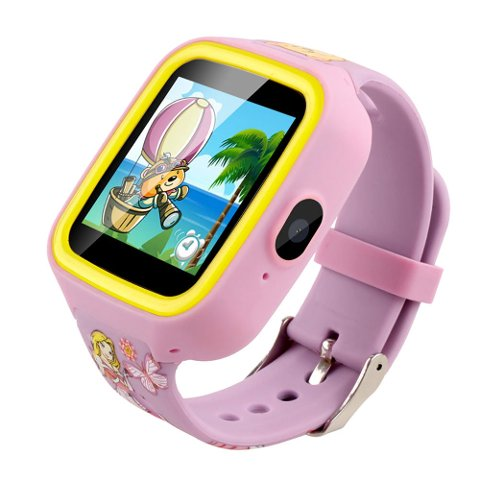 (Bilde 2) Salgsforbud: Forbrukerrådet og Datatilsynet sier at smartklokker for barn produsert av Gator AS ikke må selges før datasikkerheten er bedret. Foto: Produsenten  FOTO:  /