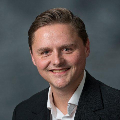 Knut Westrum blir avdelingsleder for det nye Innlandskontoret.