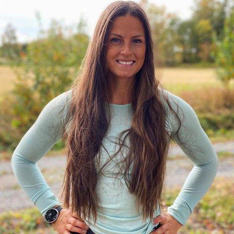 GODT TRENT: Malin Unnli Løkken ønsker å gi et tilbud for dem som ønsker seg en forandring. Nå starter hun opp kurs, hjemme på Bøverbru.
