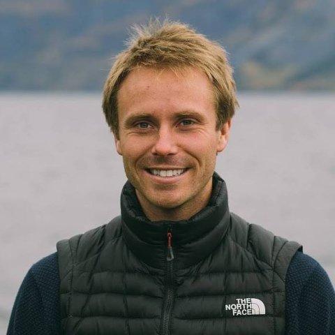 GRÜNDER: Erland Eggen fra Vang i Valdres er både stifter og daglig leder for Outtt. FOTO: TILSENDT