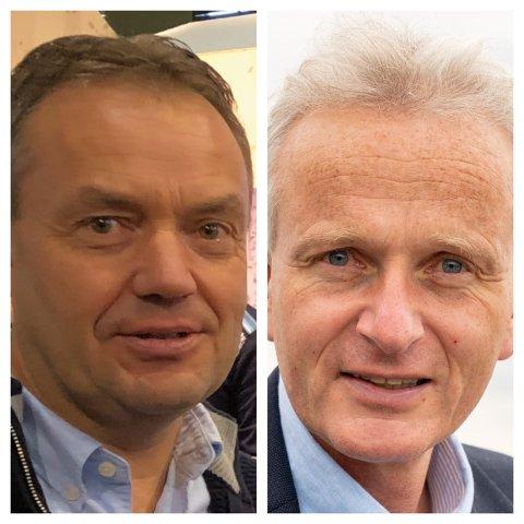 SKUFFET: Knut Arne Fjelltun, Sps ordfører i Nord Audal, mener fylkesrådmann Trond Bamrud har levert en helt feil innstilling for musikk i Innlandet.