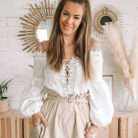 FINALIST: Sara Emilie Tandberg er finalist i årets Vixen Awards.