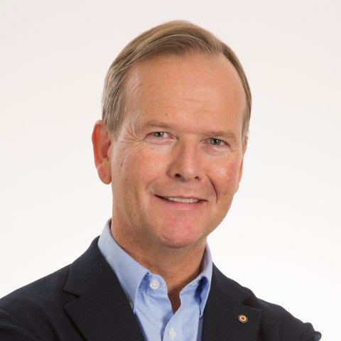 MER TILSYN: Norsk brannvernforening ved administrerende direktør Rolf Søtorp vil ha mer tilsyn ved ferdighusleverandører.