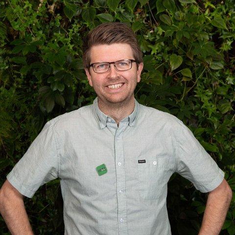 Hans Martin Enger (MDG) oppsummerer hvorfor han stiller til valg i Nordre Follo.
