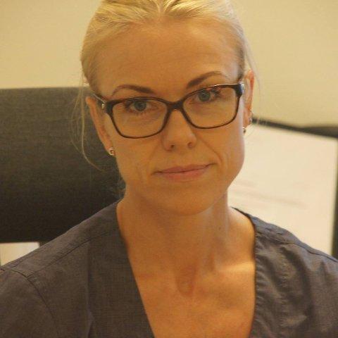 HAR KONTROLL: Konstituert kommuneoverlege i Nordre Follo, Kerstin Myhrvold mener kommunen har god kontroll på situasjonen når det gjelder å teste de som måtte være i faresonene for å være smittet av koronaviruset.