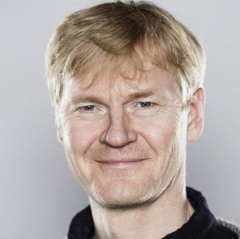 LEVER MED KORONA: Sølve Bærug er professor ved NMBU på Ås. På ferie i Østerrike ble han smittet av korona-viruset.