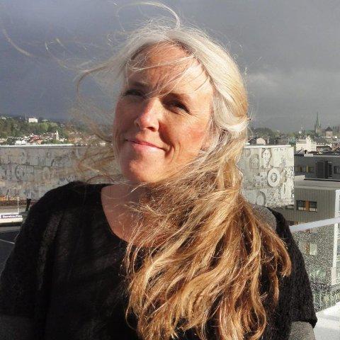 NY KOMMUNETOPP: Hilde Bøkestad er oppvokst i Larvik og går inn i stillingen som kommunalsjef for areal og teknikk fra nyttår.