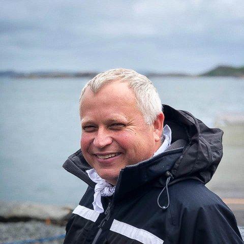 TAR OVER SOM FESTIVALSJEF: Ole Christian Mørk fra Sandefjord tar over jobben som daglig leder for Stavernfestivalen.
