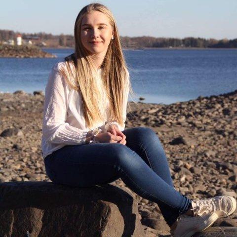 VEKK: Nyvalgt leder i Hedmark Unge Høyre, Gjertrud Nordal, vil legge ned Ungdommens Fylkesting.