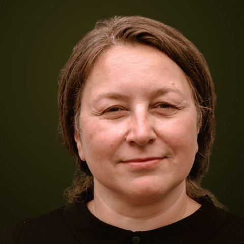 NY SJEF: Lena Haugseth er ansatt som ny barnehagesjef i Elverum. Hun tar over stillingen etter Lena M. Henriksen.