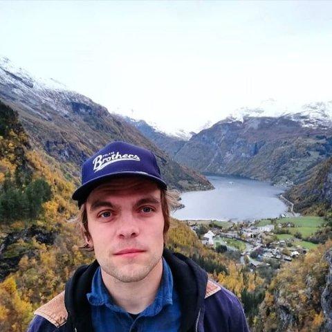 FULGT DRØMMEN: Side om side, med sin bror i Oslo Ess, lever Magnus Nymo ut musikkdrømmen.