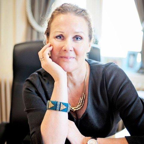 Slutter: Anja Guerrera slutter som daglig leder i Rakkestad Næringsråd.