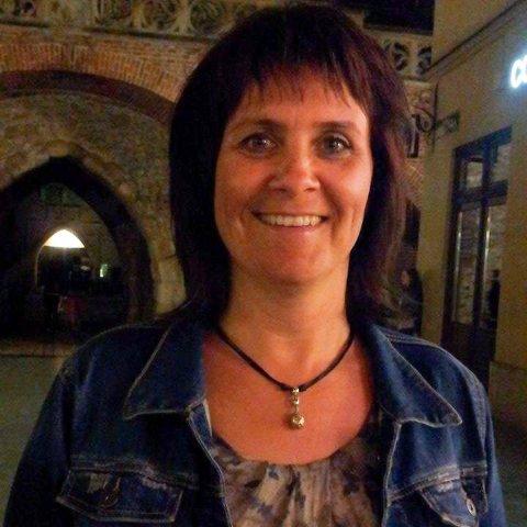 NY: Trude Holmeide Rendum (51) fra Askim er den nye læringsmiljøkonsulenten.