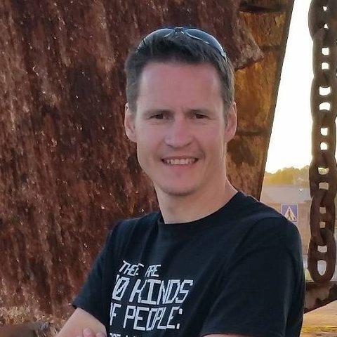 Løypelegger: I et år har Bjørn Erik Glomsrud planlagt publikumsløp som går parallelt med VM i orientering. Han har lagt ut rundt 60 løyper.