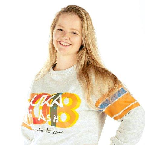 Innflytelse: Maylinn Dramstad ser fram til å lede organisasjonen for NMBU-studentene.  Foto: Bendik Hassel