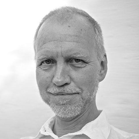 Pål Norheim døde uventet på hytta ved Tverrvatnet.