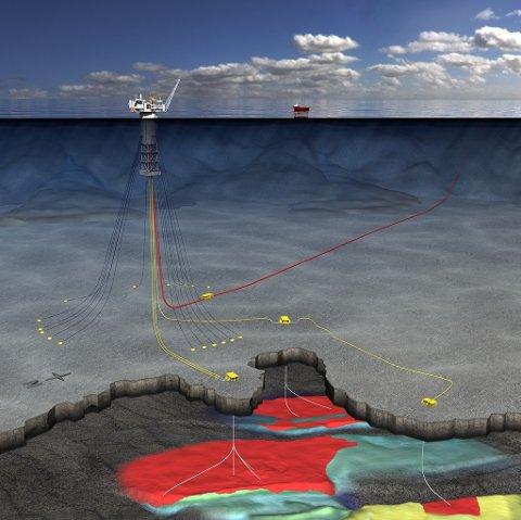 16. desember startet Equinor og partnerne produksjonen fra gassfeltet Aasta Hansteen i Norskehavet. Og 17. desember gikk første gass til markedet og sammen med rørledningen Polarled åpnet feltet en ny region for gasseksport til Europa.