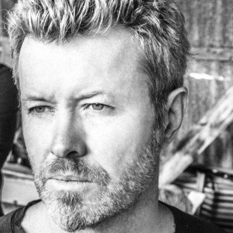 Åpningsutstiller: Magne Furuholmen er aktør på en rekke kulturelle arenaer,både som musiker gjennom 30 år i bandet a-ha og som bildekunstner.