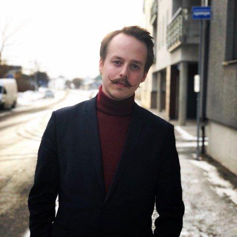 Ungdomskandidat til fylkestinget, Jarl-Håkon Olsen (Ap)