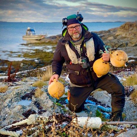 - In The Same Boat er vel kanskje den aktøren innen strandrydding i Norge som har tatt fugleproblematikken mest på alvor, og som har lagt størst ressurser ned i å finne løsninger, sier Rolf-Ørjan Høgset fra In The Same Boat.