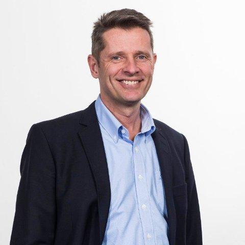 SLUTTER: Marcus Johansson gir seg som divisjonssjef i Moelven Industrier.