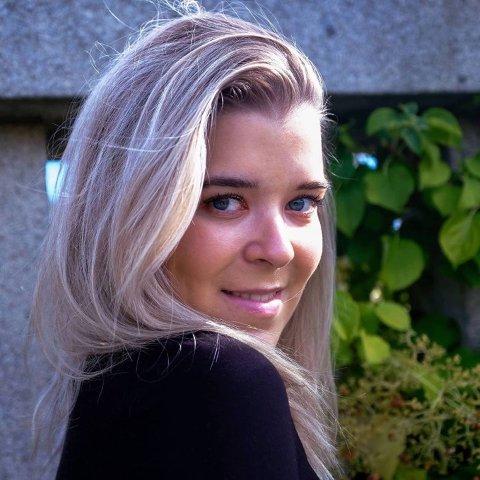 MISS NORWAY: Amy Elizabeth MacLaren fra Furnes skal kjempe om å bli Miss Norway 2020.
