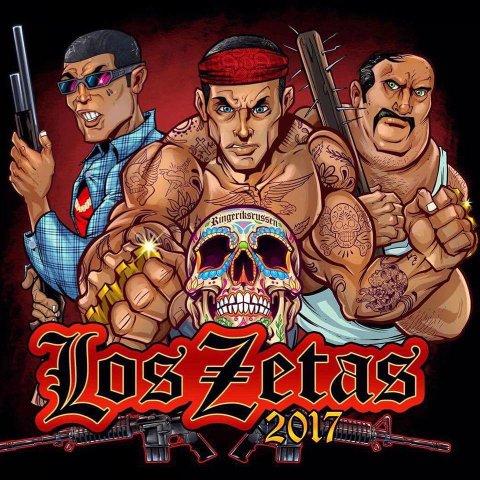 Vår anmelder mener Los Zetas har den beste russelåten i år.