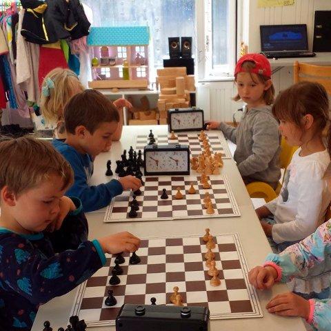 Lailas sjakkskole flytter inn i Fengselet lørdag.
