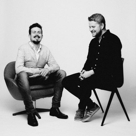 POPULÆRT: Nye stjerner på podcast-himmelen.