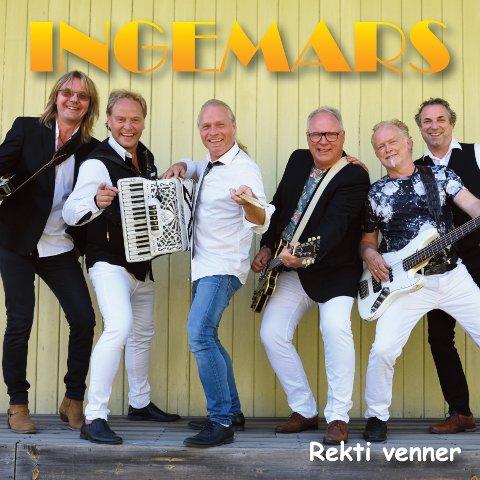 TIL HØNEFOSS: Ingemars spiller konsert i Hønefoss fredag 7. mai.